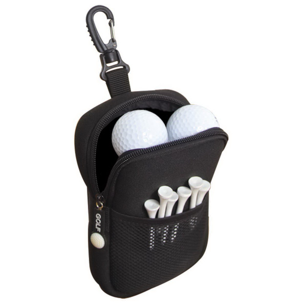 Customized Neoprene Golf Accessories Pouch