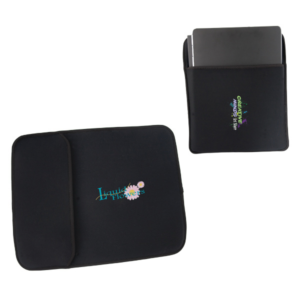 "Imprinted 15.6"" Neoprene Laptop Sleeve"