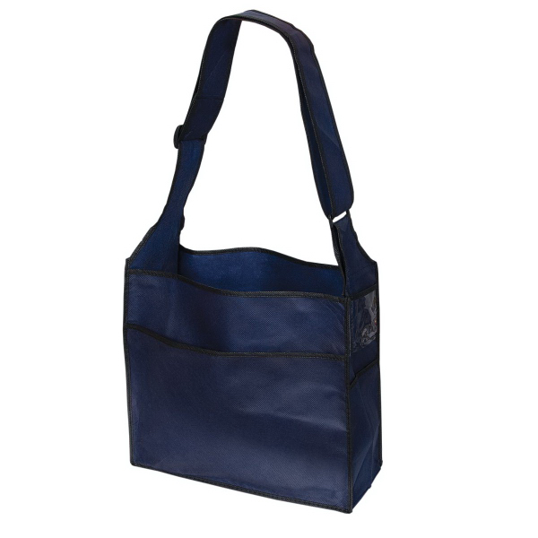 Custom Non Woven Convention Tote Bag