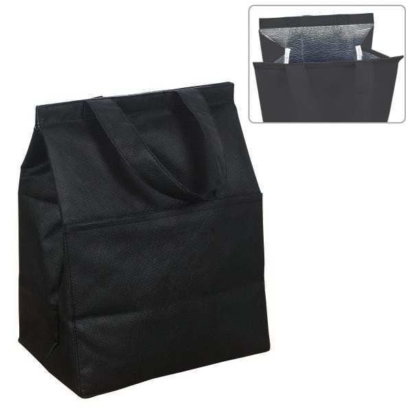 Personalized Non Woven Insulated Grocery Cooler