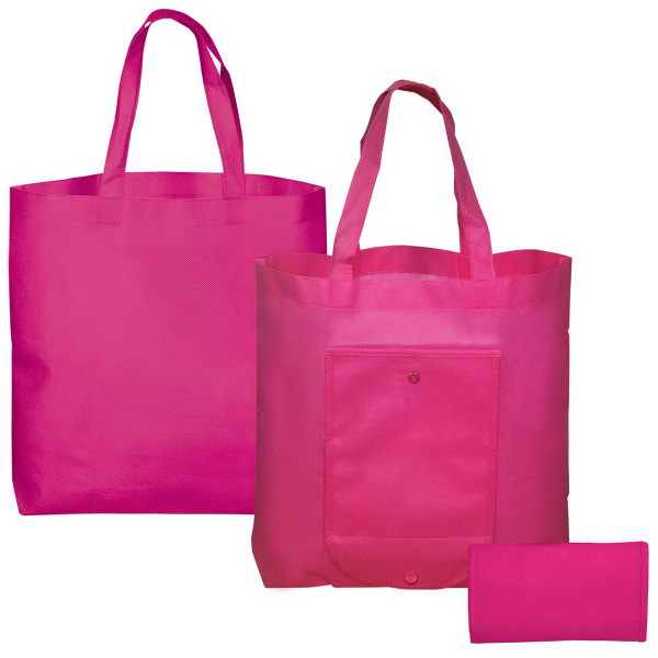 Promotional Folding Non Woven Tote