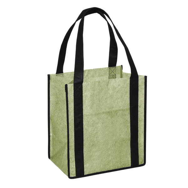 Promotional Jute Non Woven Shopping Tote