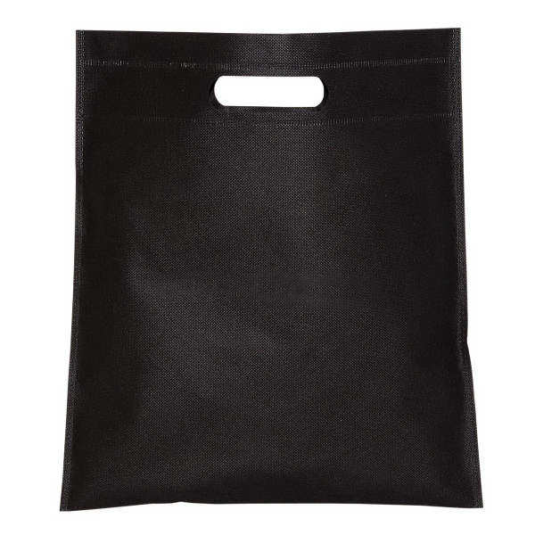 Printed Non Woven Cut-Out Handle Tote
