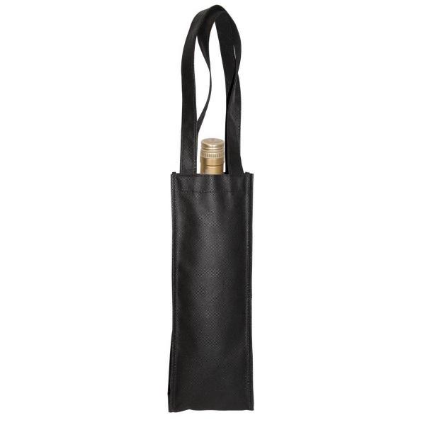 Imprinted Non Woven Wine Bag