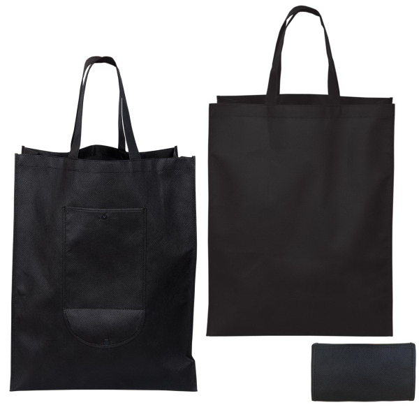 Imprinted Large Non Woven Folding Tote
