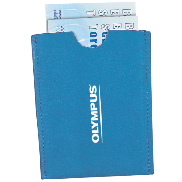 Personalized Business Card / Credit Card Holder