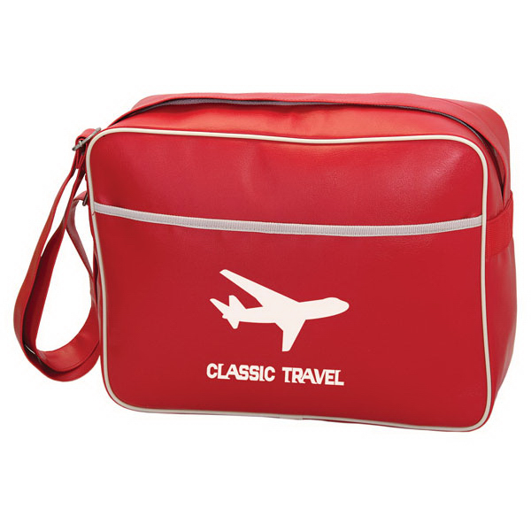 Customized Retro Travel Bag