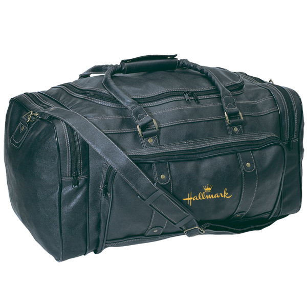 "Customized Prestige Collection 23"" Jumbo Sports Bag"