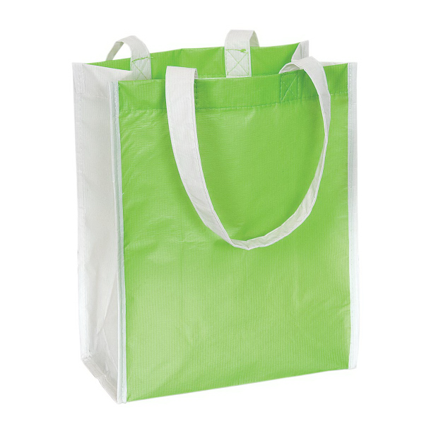 Customized PET Laminated Mini Matte Tote