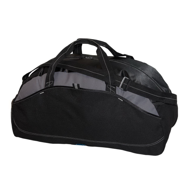 "Imprinted 24"" Extra Large Sports Bag"