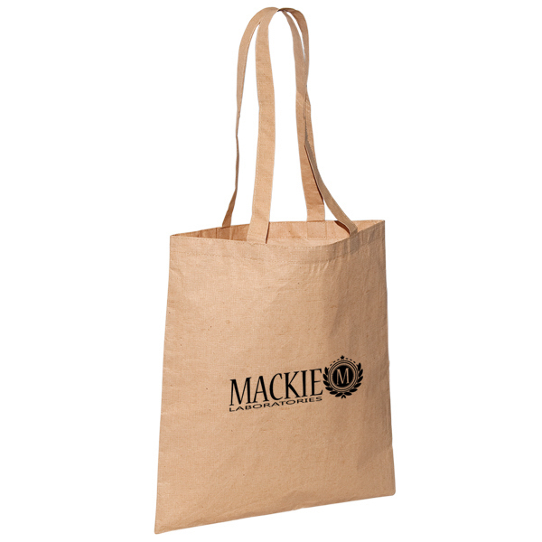 Promotional Small Laminated Paper Shopping Tote