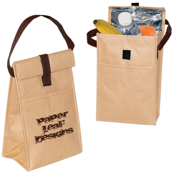 Customized Kraft Paper Lunch Bag