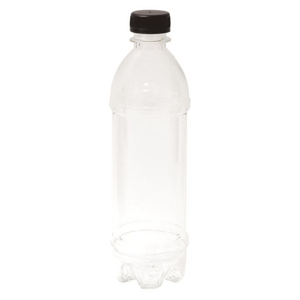 Personalized 500 ml 16 oz Eco-Clear Water Bottle