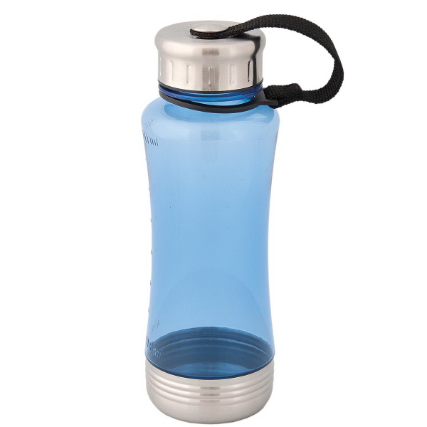 Printed Tritan 600 ML (20 oz) Water Bottle