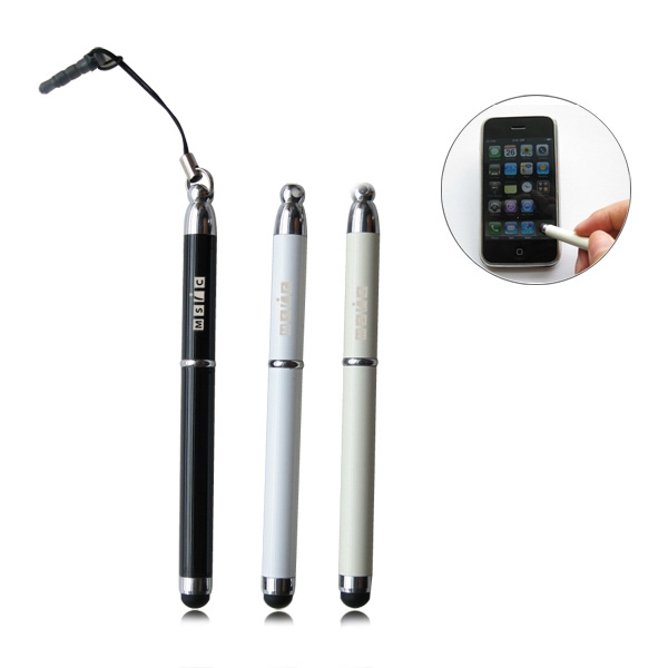 Imprinted Mini Touch Screen Stylus