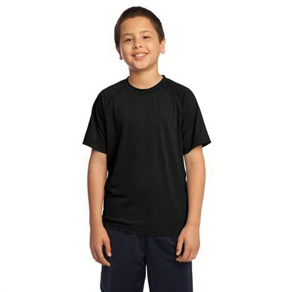Custom Sport-Tek (R) Youth Short Sleeve Ultimate Performance Crew