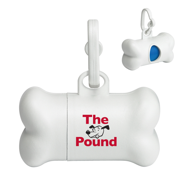 Imprinted Doggie Bag Dispenser