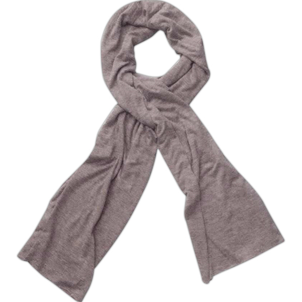 Imprinted Unisex Oversized Bundle-Up Scarf