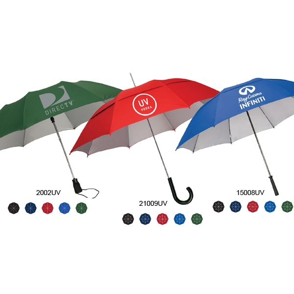 Custom Raydefyer Manual Open Golf Umbrella