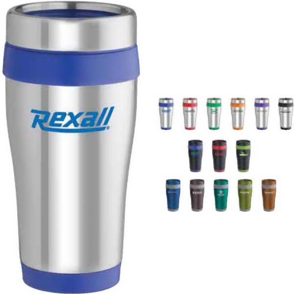 Personalized 16 oz. Stainless Steel Tumbler