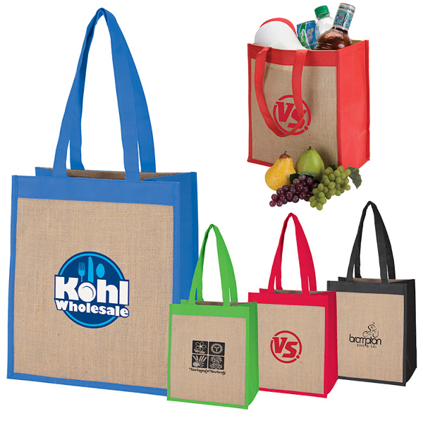 Personalized Cabana Combination Tote