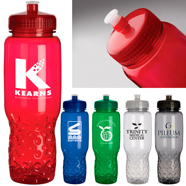 Personalized Easy grip water bottle
