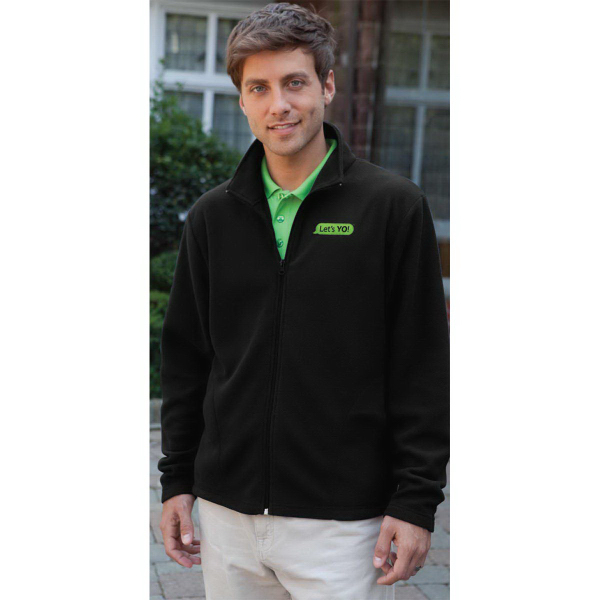 Personalized Pioneer Vantek (TM) Fleece Jacket