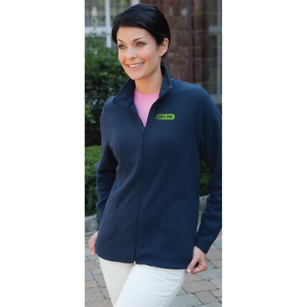 Printed Women's Pioneer Vantek (TM) Fleece Jacket
