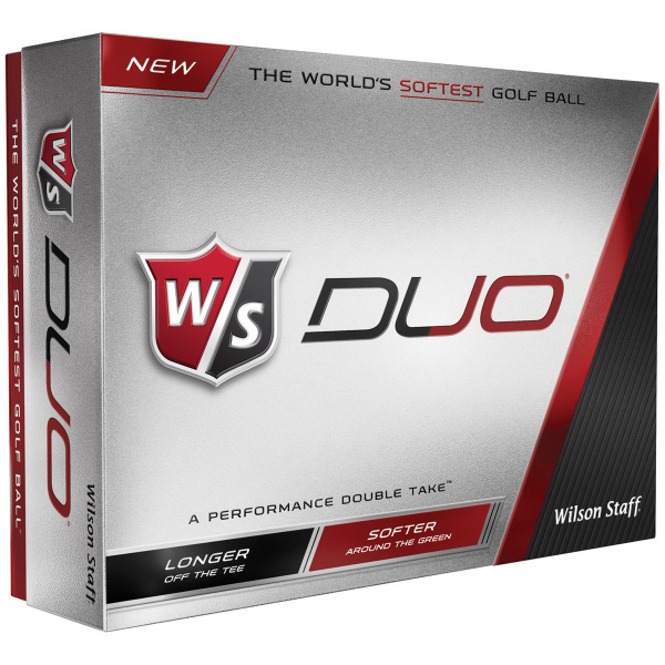 Custom Wilson Staff Duo Factory Direct Golf Ball
