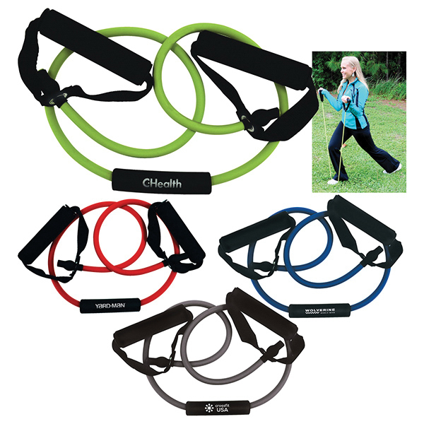 Printed Exercise Body Band