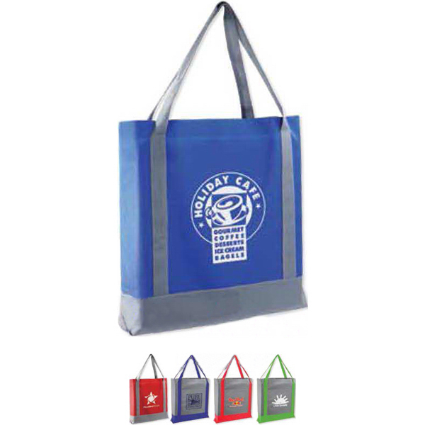 Imprinted Shopper Tote