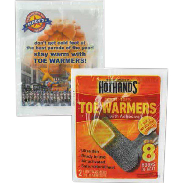 Customized Toe Warmers