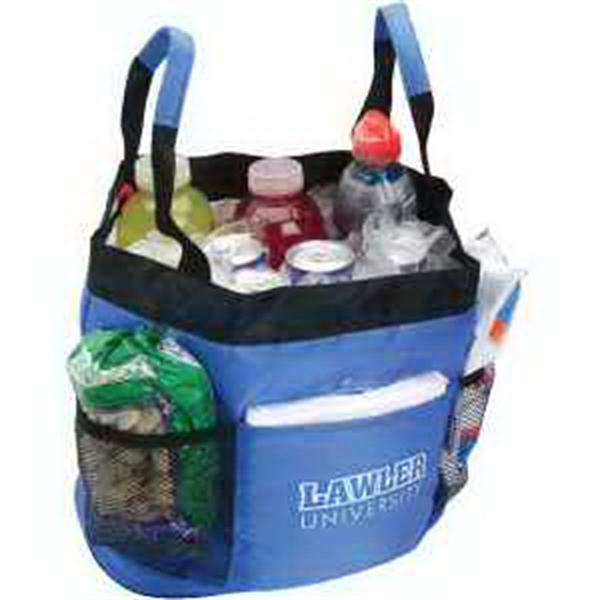 Customized Alfresco insulated bag