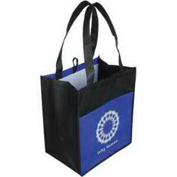Printed Glossy Light Tote bag