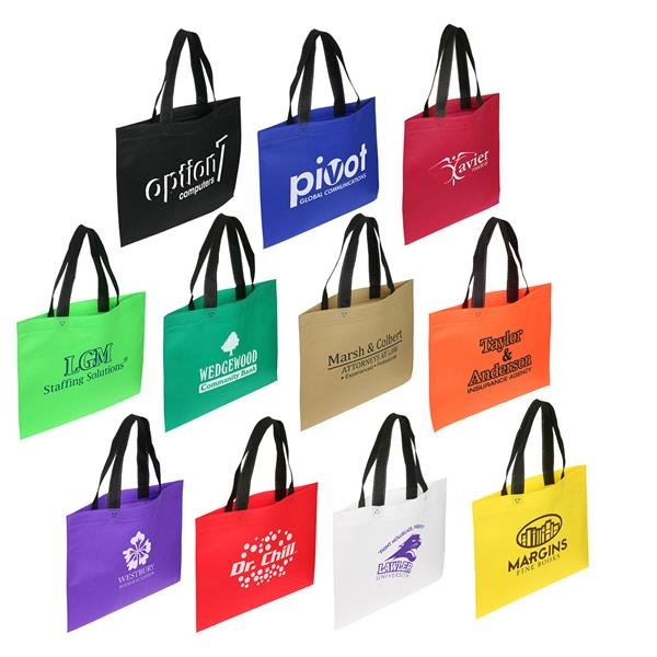 Personalized Landscape recycle shopping bag