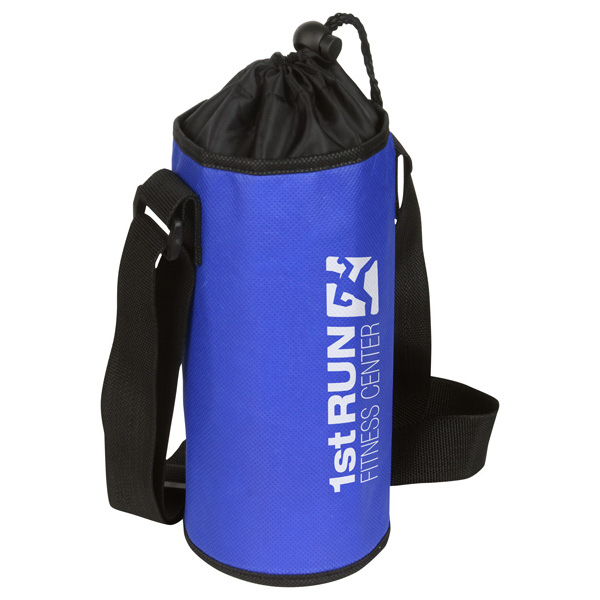 Customized Marina water bottle cooler bag
