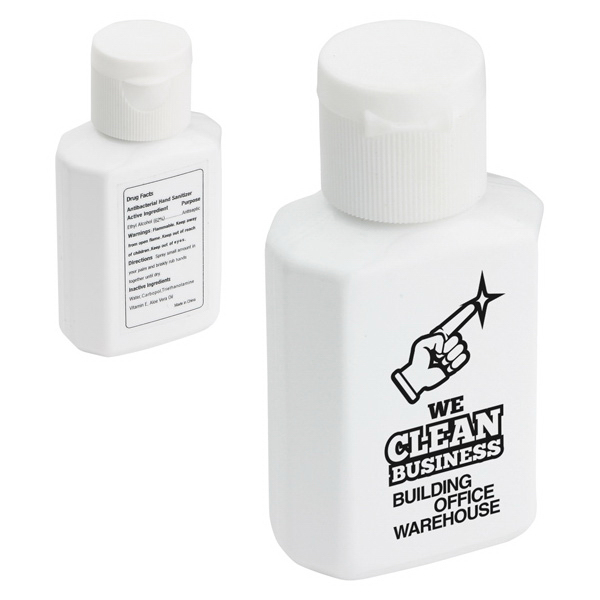 Promotional Full ounce hand sanitizer