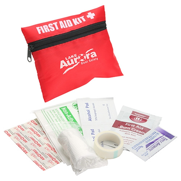 Personalized Pocket first aid kit