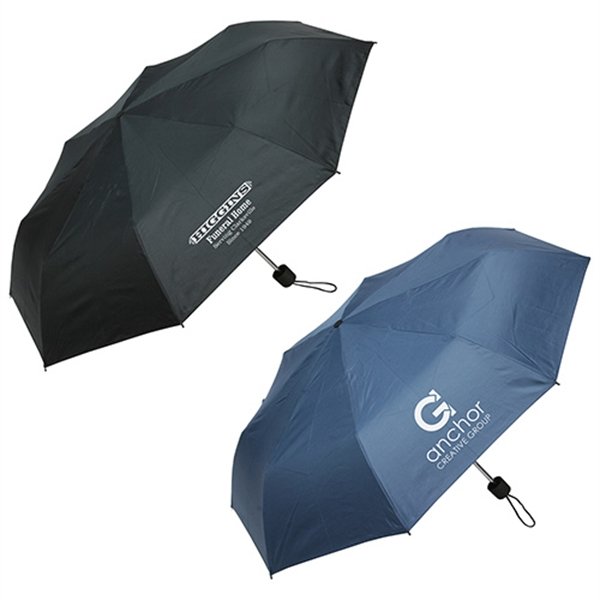 Customized Spring Breeze Folding Umbrella