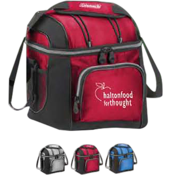 Customized Coleman (R) 9-Can Soft-Sided Cooler