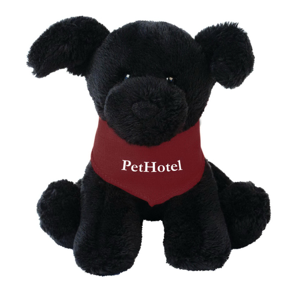 Personalized Gund (R) Plush Puppies