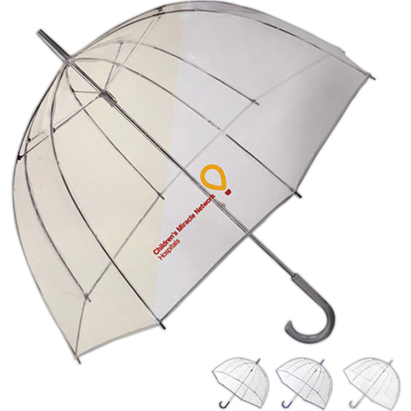Promotional Bubble Totes (R) Umbrella