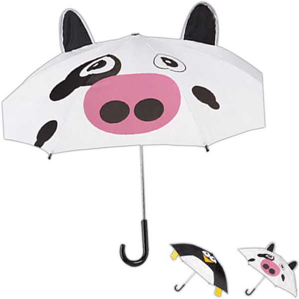 Custom Critter Totes (R) Umbrella