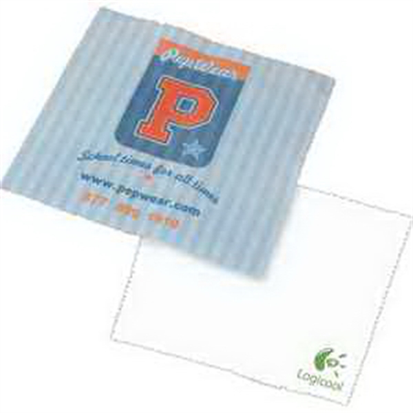 Printed Kleen Sweeps Heavy Duty Microfiber Cleaning Cloth