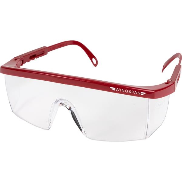 Imprinted Integra Safety Glasses