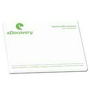 Personalized Super Value Adhesive Notepad