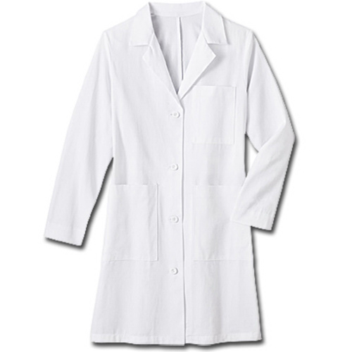 "Promotional SA651 Meta Ladies 38"" Cotton Labcoat"