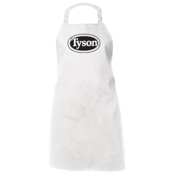 Printed Wide Apron