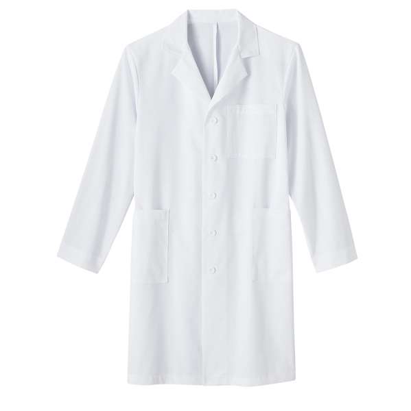 "Personalized Meta Men's 40"" Labcoat"