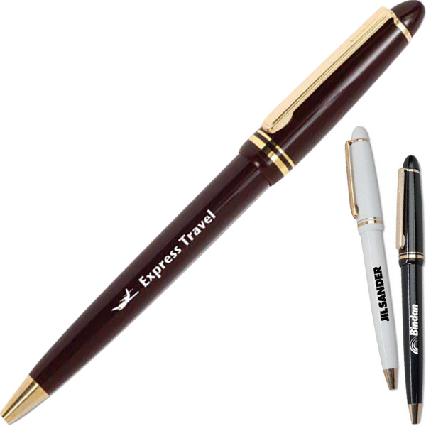 Imprinted Executive's Choice Ballpoint Pen